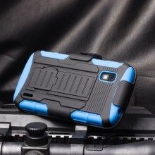 IN STOCK!Belt Clip Holster Rugged Hybrid Hard Stand Case For Google LG Nexus 4 E960 Cell Phone Case