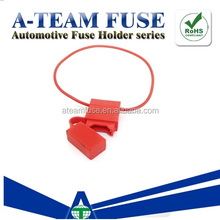 High Quality blade type fuses ATO type 12AWG wires auto fuse holder