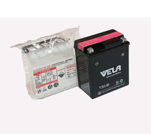 YTX7L-BS electric motorcycle battery 12v 7 ah rechargeable used battery