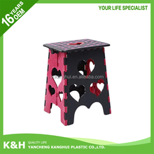 Outdoor tall plastic stool lab stool