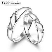 T400 2016 jewelry wedding Ring of 925 Sterling Silver 4420