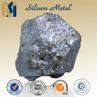 metallic silicon for iron and steel smelting