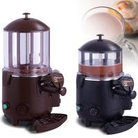 Paddle function coffee machine that makes hot chocolate