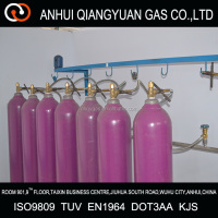 CYLINDER WITH ARGON GAS, industry grade
