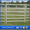 Hot dipped galvanized livestock metal fence panels/ cattle fence panel