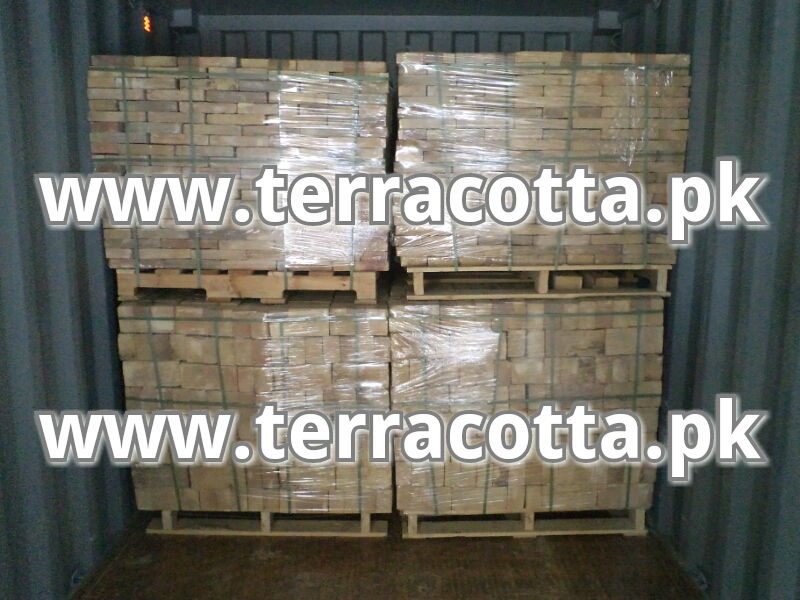 Clay Bricks - (Many types of coal baked high quality bricks - Manufacturer from Pakistan)