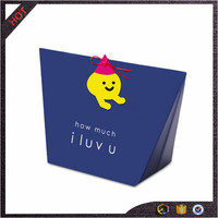 fashionable personalized design cartoon box for kids