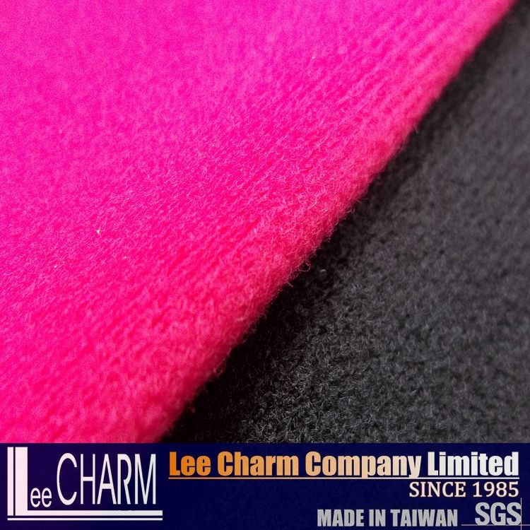 100% Polyester Sports Wear Terry Fleece Brushed Knit Jersey Fabric