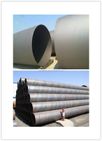 carbon steel pipe / ERW / LSAW / SSAW / Seamless