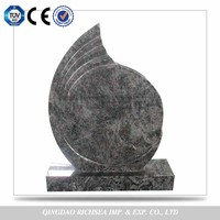Professional Stone Company Low Price Wholesale New Style Granite Tombstone and Monument