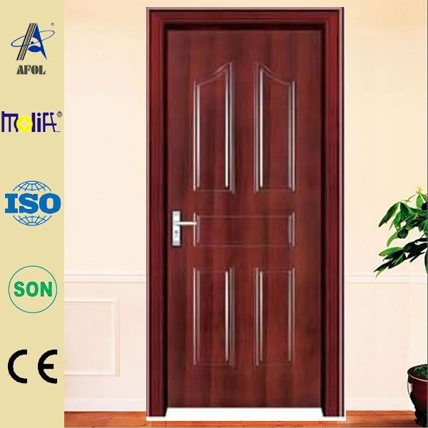 Afol puertas met licas de alta calidad para exteriores for Puertas metalicas exterior
