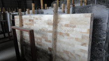 White and Cream Onyx marble slabs
