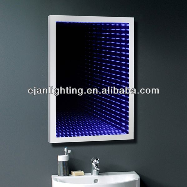 Infinity Illuminated Mirror