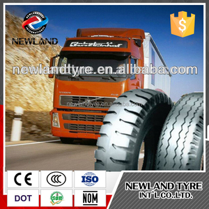 NEWLAND Manufacturer Bias 10.00-20 Truck Tires