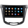 10.1 screen android 4.4 special car dvd gps / car radio / car audio for X-Trail