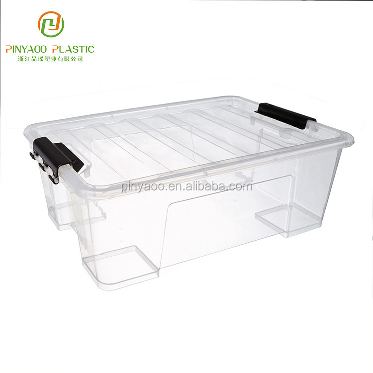 Multi purpose new product stackable large plastic garden storage box