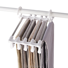 closet hanger Stainless Steel Multi-Purpose Magic Space Saver Storage Rack Space hanger for wardrobe