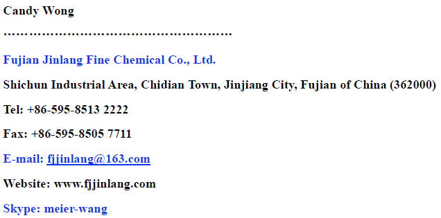 Special Chemical Blowing Agent for TPR/PVC/PS