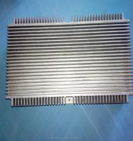 OEM service customized cnc machining pressure casting Aluminum car/auto radiator parts