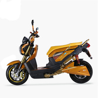 High Speed Automatic Full Size Electric Motorcycle