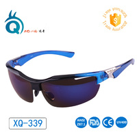 Professional supplier sports sunglasses Anti -impact sunglasses for fishing cycling driving
