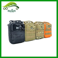 travel first aid kit portable/automotive Survival kits/household seismic drugs admission package/Outdoor first aid backpack