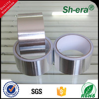 2016 hot sale fireproof Aluminium foil tape for freezing equipment by alibaba golden supplier.