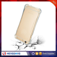 Good quality clear soft 0.5mm&1mm TPU cover for iphone 6 case transparent