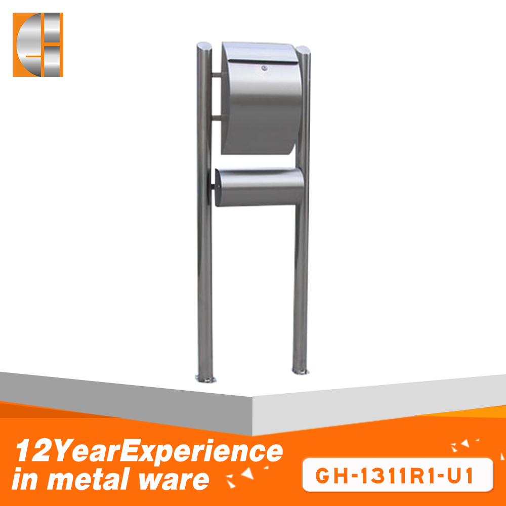 Competitive price stainless steel mailbox flags