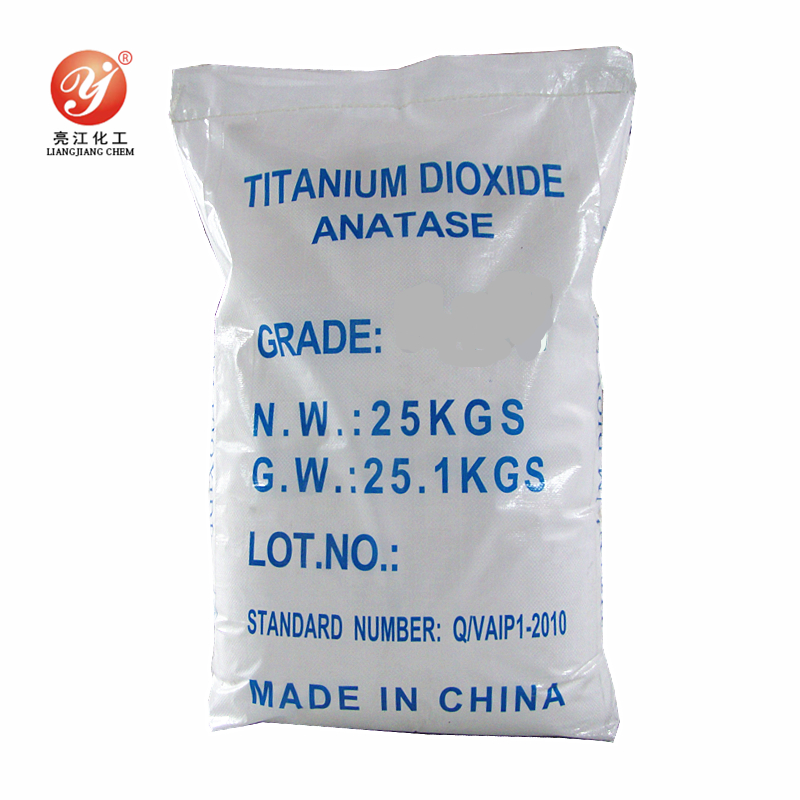 CAS NO13463-67-7 Titanium Dioxide Anatase <strong>A100</strong> For Painting Titanium Dioxide Powder
