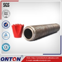 ONTON T76S tunneling and mining rock bolt manufacturer