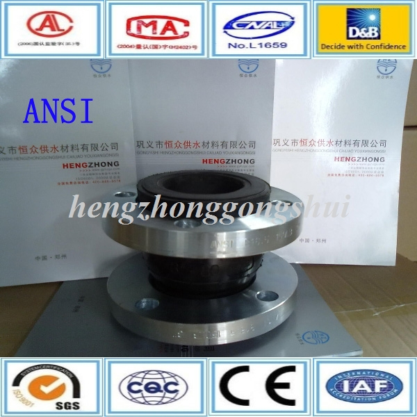high quality expansion joint rubber bellows pn16 supplier in dubai