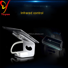 Ipad/PC/Tablet Anti Theft Alarm Holder Mobile Retail Security Solutions For Mobil Shops Security Displays