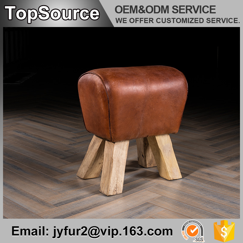 Living Room Leisure Wood Turkish Ottoman Furniture/Ottoman Stool