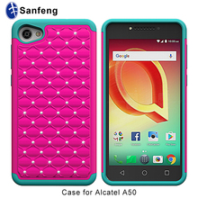 Top selling products in alibaba mobile phone case for Alcatel A50 Crave