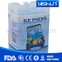 HDPE cooling box gel for Medicine control