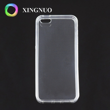 2018 Innovative Product Ideas Mobile Back Cover Transparent Soft Ultra Thin Case, Skid Resistance For iPhone 5S Case Wholesale