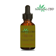 High Quality 99% Purity CBD Hemp Oil Herbal Extract with Logo