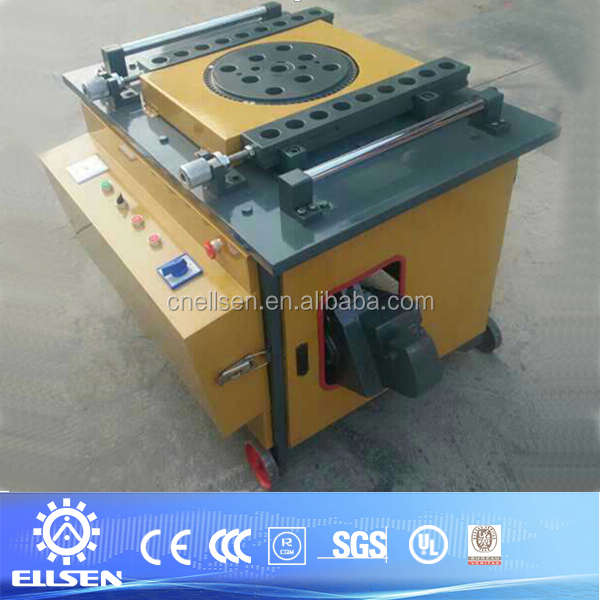 Top quality GW50 automatic rebar cutting and bending machine