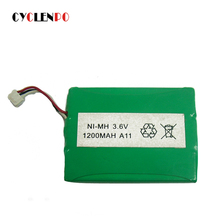 ni-mh prismatic 1200mah battery 600ma aa rechargeable ni-mh 1.2v rechargeable battery