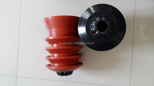 "API standard non-rotating 5"" drillable bottom cementing plug"