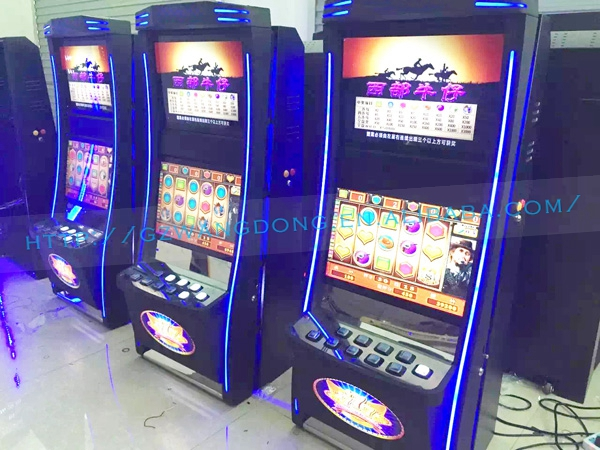 Used gambling machine for sale