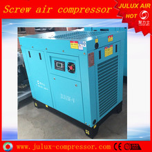 Europe quality 15kw 20hp high flow air compressors