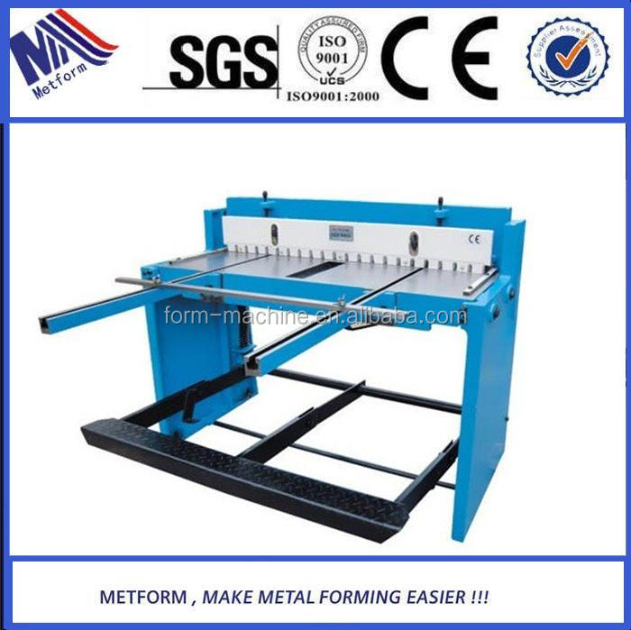 2016 Design steel metal sheet cutting <strong>machine</strong>/iron plate sheet cutting <strong>machine</strong>/carbon metal plate