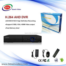 original manufacturer 16ch 1080P h.264 hybrid AHD DVR 3g wifi P2P onvif pablic security