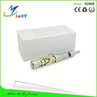 New Shaped S2000 ecig mod S2000 mechanical ecig vaporizer with special hollowed map cover, huge vapor