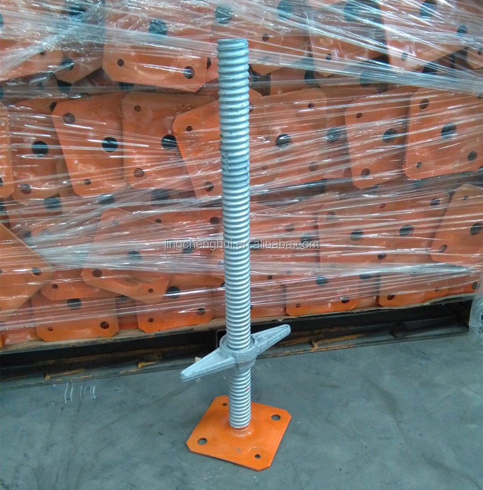 construction use screw jack stands scaffolding