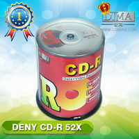 high quality blank media cd FOB price