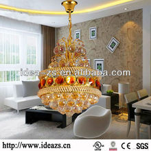 C98117B-300 crystal parts for chandeliers trimming,dinning room pendant lamp,crystal pendent light