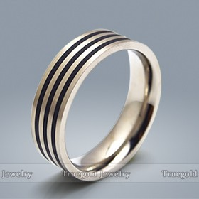 Classic Custom Jewelry Wedding Ring Moroccan